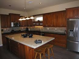 California Kitchen Design by Modern Kitchen Design With Wooden Cabinet Island Classic Ideas