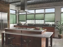 modern kitchen cellular shades from blindsgalore com