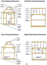Free Saltbox Wood Shed Plans by Free Wood Shed Plans Shed Plans Kits