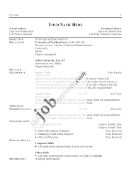 objective on resume for cna ct resume resume cv cover letter ct resume cna resume example click to zoom image result for resume help ct