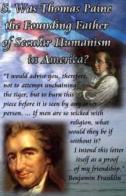 Was Thomas Paine the Founding Father of Secular Humanism in     ch   title page