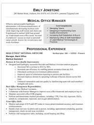 Medical Office Assistant Resume Examples by Sample Resume Admin Targeted At A Administrative Assistant Job