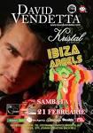 David Vendetta Chriss venue: Kristal Glam Club (Bucharest, RO). start: 23:00 - 2009-02-21_david_vendetta_1