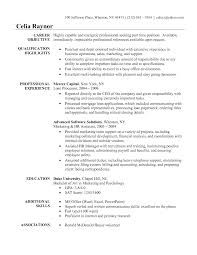 executive chef resume examples sample resume for executive administrative assistant free resume objective for executive assistant resume example 4