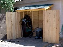 Free Wooden Garbage Box Plans by Best 25 Lean To Shed Plans Ideas On Pinterest Lean To Shed To