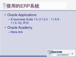 世新大學erp實驗室oracle application 暑期先修班 ppt download