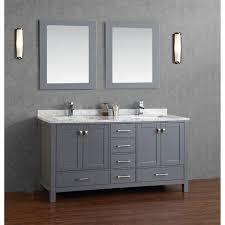Bathroom Vanity Double by Bathroom Vanities Clearance Bathroom Vanities With Tops Clearance