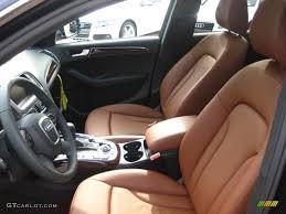 Audi Q5 Interior - cinnamon brown interior 2011 audi q5 2 0t quattro photo 46918151