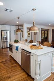 Kitchen Peninsula With Seating by Best 25 Kitchen Island Sink Ideas On Pinterest Kitchen Island