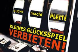 SPÖ Parteitag: Einstimmig für das Verbot des kleinen Glückspiels