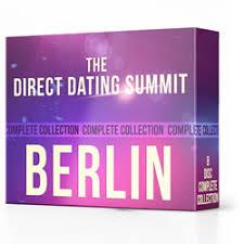 Sasha Daygame   Products Sasha Daygame Product  Direct Dating Summit Berlin Online Videos