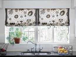 kitchen design ideas kitchen curtains and valances modern steps