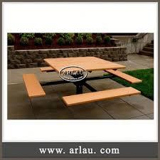 Outdoor Furniture Teak Sale by Arlau 6 Seater Outdoor Furniture Teak Wood Dining Table And Chair