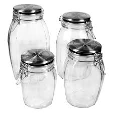 Glass Canisters For Kitchen 100 Clear Glass Canisters For Kitchen Best 25 Pacifier