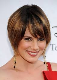 casual short hairstyles with bangs beautiful short bob weave for