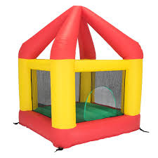 halloween bounce house bazoongi 6 25 u0027 x 6 u0027 bounce house with open roof without cover