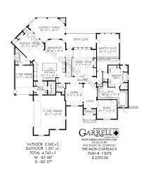 mon chateau iii house plan covered porch plans