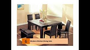 modern kitchen dining sets design ideas youtube