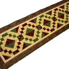 Quilted Table Runners by Best Handmade Quilt Table Runners Products On Wanelo