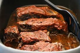 slow cooker pork ribs recipe good pork recipes