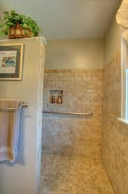 WalkIn Shower Stall Design Showers Without Doors With - Bathroom shower stall designs