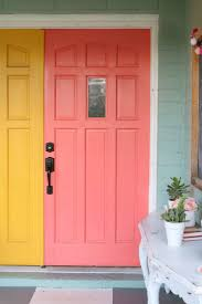 best 25 coral front doors ideas only on pinterest coral door