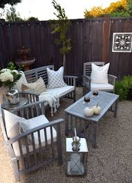Backyards Ideas Patios by Best 25 Patio Set Up Ideas Only On Pinterest Patio Lighting