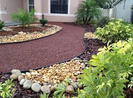 What Do Landscapers Do by How Much Do Landscapers Make With Awesome Gravels And Some Plants