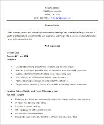 Samples Of Resumes For Highschool Students by Resume Template In Word Cv Templates Resume Templates Cv