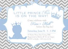 Invitation Cards For Baby Shower Templates Template Baby Shower Invitations For Boy