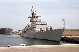 Spanish frigate Asturias