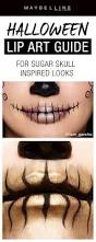 The 15 Best Sugar Skull Makeup Looks For Halloween Halloween by Best 25 Halloween Skull Makeup Ideas That You Will Like On