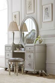 Mirrored Desk Target by Tips Modern Mirrored Makeup Vanity For The Beauty Room Ideas