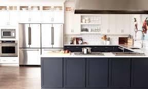 cool black white kitchen cabinets room design plan fantastical