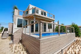 architecture beach house design by alexander gorlin architect and