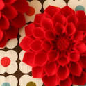 Felt Flower Tutorial - Tip Junkie