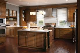 Kitchen Cabinets Design For Small Kitchen by Interior Design Interesting Dark Schrock Cabinets For Small