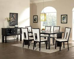 Black Dining Room Set Home Design Ideas And Pictures - Cheap dining room chairs