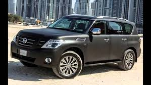 nissan armada new body style 2017 nissan armada suv all new release firstlook youtube