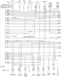 nissan almera engine diagram 98 pathfinder wiring diagram nissan frontier wiring diagram image