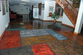 Unique Flooring Option - Decorative Concrete Floors