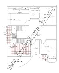 40 48 square feet 12 14 square meters house plan