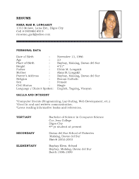 Cosmetology Resume Sample by Resume Job Resume Cv Cover Letter