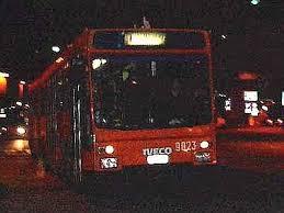 %name Spostarsi in Valle di Fiemme con il bus della notte