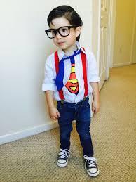 toddler version of clarkkent toddlersuperman superkid