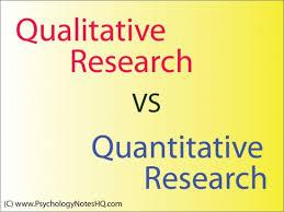 Case study qualitative research vs quantitative methods   kalinji com Gumtree