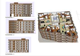 Apartment Building Plans Location Aksaray Turkey New - Apartment house plans designs