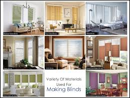 variety of marteials used for making blinds 1307469355 jpg