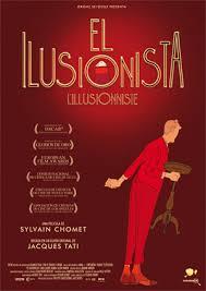 El Ilusionista de Jacques Tati (2010) [Vose]