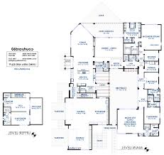 home design moss stone cottage house plan courtyard plans with